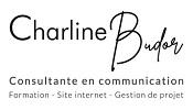 Charline Budor | Conseil communication Caen Logo